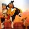 Figurentheater. Yakari - Der Kleine Indianerjunge