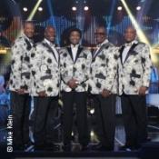 The Temptations Review - 60 Jahre Motown - Jubiläumstournee