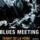 Konzert mit der Blues Legende aus Madrid Tonky de la Peña