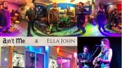 ain't me + Ella John - Doppelkonzert im ART Stalker