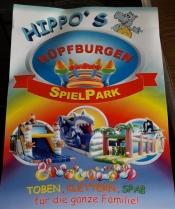 Hippo's Hüpfburgen Spielpark in Dresden