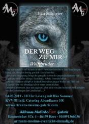 *Wolfsbruder* Lesung mit Ilka Sommer