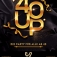 40 UP PARTY