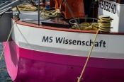 Mitmach-ausstellung 'künstliche Intelligenz' An Bord Der Ms Wissenschaft Kommt Nach Berlin
