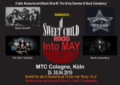 Sweet Child Rocks Into May With 3 Concert