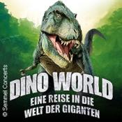 Dino World - Eine Reise In Die Welt Der Giganten - Gutscheine