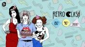 4 Jahre Retro Clash 80er 90er 2000er Party