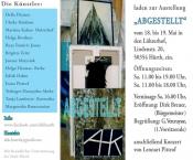 """Ausstellung """"Abgestellt"""" der Arbeitsgemeinschaft Hürther Künstler e.V."""