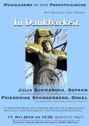 Musikabend In Der Propsteikirche