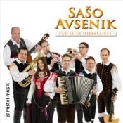 Saso Avsenik & Seine Oberkrainer - Die großen Hits von Slavko Avsenik