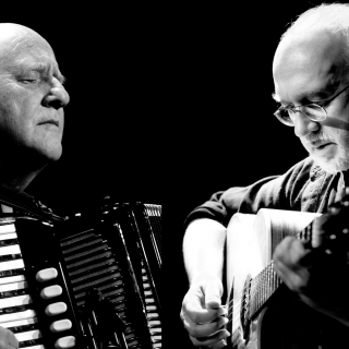 Manfred Leuchter & Ian Melrose