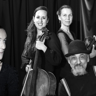Tango: Konzert & Milonga (Live & DJ)