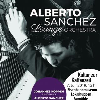 Alberto Sanchez Lounge Orchestra