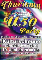 Charisma - Die Ü-50 Party