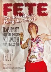 FETE - Die schlechteste Party der Stadt