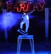 Circus Barlay in Laage