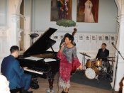 Jacqueline Boulanger & Band