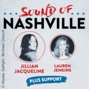 Sound of Nashville presents: Jillian Jacqueline Lauren Jenkins & Support