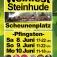 9. Weinfest Steinhude 8. bis zum 10. Juni (Pfingsten)