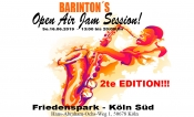 Barinton Open Air Session at Friedenspspark, Köln-Süd