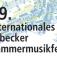 29. Internationales Lübecker Kammermusikfest