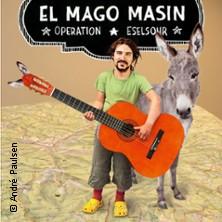El Mago Masin - Operation Eselsohr