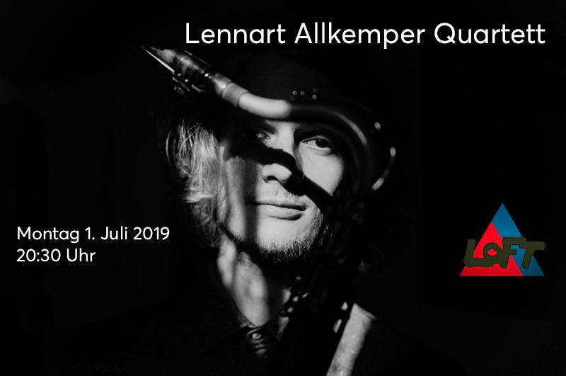 Lennart Allkemper Quartett