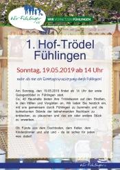 1. Fühlinger Hoftrödel