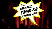 26. Open Mic - Comedy Show Punchline Aachen