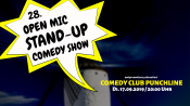 28. Open Mic - Comedy Show Punchline in Wachtberg