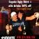 Shirt Night Vol 14 - alle Getränke für die Hälfte im Coyote Ugly