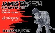 James Brown Tribute Band feat. Mantis @ Barinton