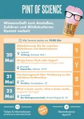 Pint of Science Festival Köln