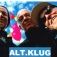 ALT.KLUG live on stage in Charlottenburg