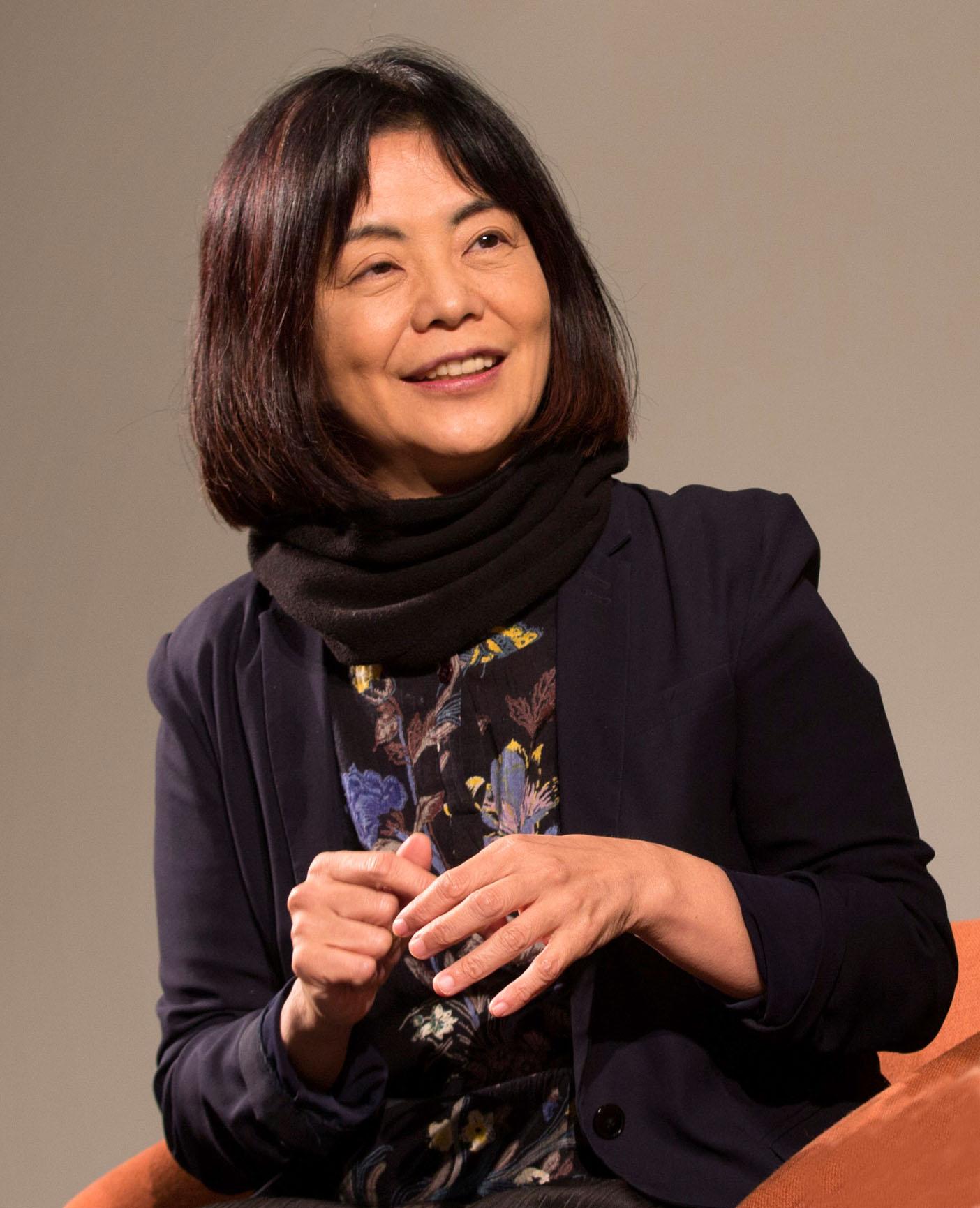 Yoko Tawada im Literarischen Colloquium Berlin