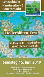 2. Handwerker-und Bauernmarkt mit Hollerblütenfest