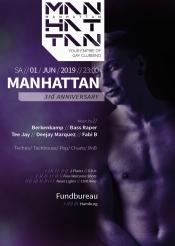 Manhattan - 3rd Anniversary