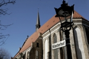 """Rundgang """"Geschichte der Rostocker Kirchen und Klöster"""" / Treff: Kröpeliner Tor"""