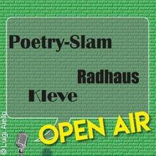 26. Radhaus Slam - Open Air Ausgabe