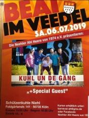 Beat im Veedel - Kuhl un de Gäng Konzert