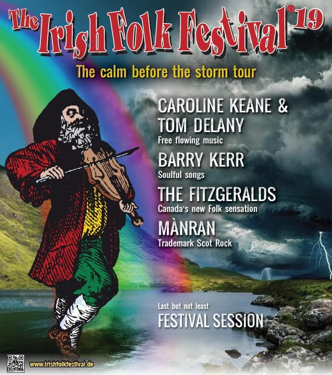 Irish Folk Festival 2019