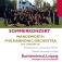 Wandsworth Philharmonic Orchestra – Sommerkonzert Bachdenkmal Leipzig