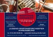 Sinfoniekonzert des Jugend-Sinfonieorchesters Ahrensburg