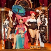Dinnershow: Grand Hotel Burlesque