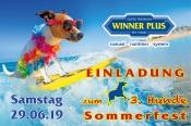Winner Plus Hundesommerfest