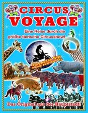 Circus Voyage in Magdeburg