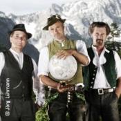 Knedl & Kraut - Bayerische Weltreise