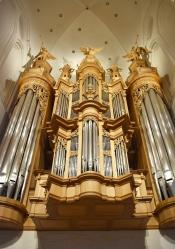 Orgelkonzert Asako Kurita