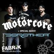 Motörcore Special Guest Dorothea