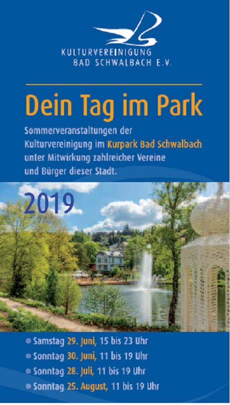 Dein Tag im Park & Sommerfest 2019